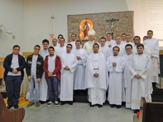 Seminaristas todos