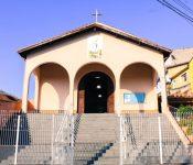 Faixada das Igrejas - Quase Paróquia Nossa Senhora de Fátima