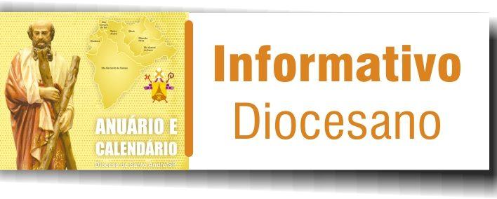 Infomativo diocesano