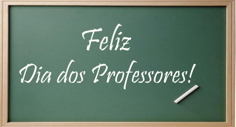 Feliz Dia Dos Professores Diocese De Santo Andre