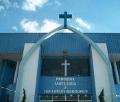 Foto Facha Paróquia - Paróquia Santa Luzia