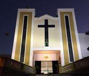 Foto p anuário - noite - Paroquia São Judas Tadeu Diocese de Santo André
