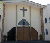 Igreja vista de frente