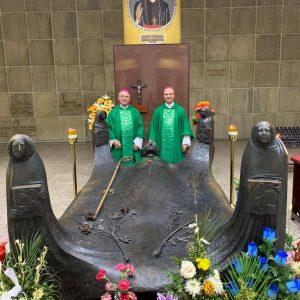 Túmulo de São Oscar Romero