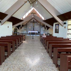 Capela onde São Oscar foi martirizado