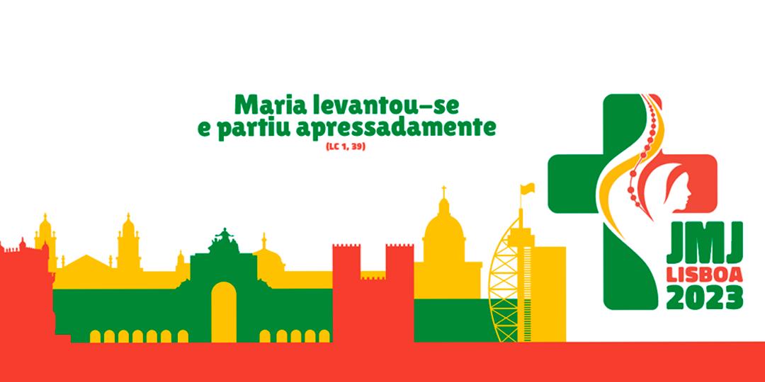 Rumo à JMJ Lisboa 2023: apresentado o logotipo – Diocese de Santo André