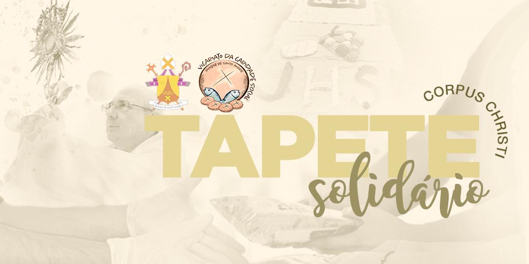 Destaque - Tapete Solidario